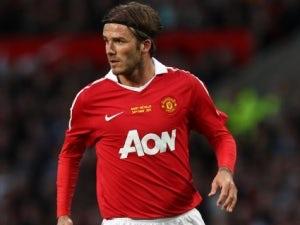 Wilkins: 'Beckham's got time'