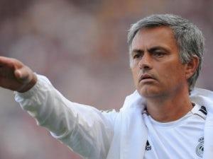 Mourinho unfazed by second place