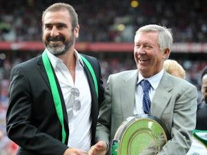 Cantona open to succeeding Ferguson