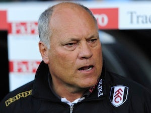 Jol: Halliche hopes for Fulham exit