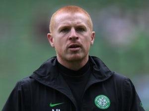 Celtic midfielder taken to hospital