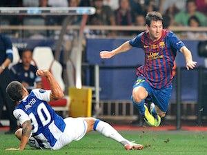 Result: Barcelona 4-0 Espanyol