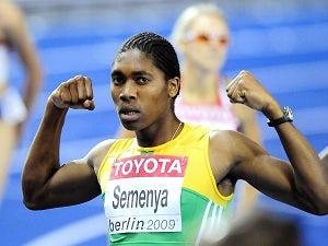 Semenya targets sub-two minute final
