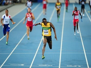 Twitter reaction to Bolt's victory