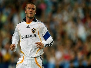 Beckham to leave LA Galaxy