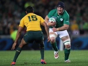 O'Brien praises teammates