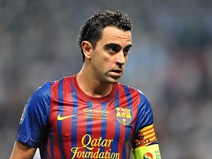 Xavi out for two weeks