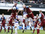 Richard Dunne and James Collins