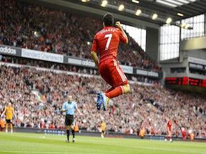 Rodgers full of praise for Suarez