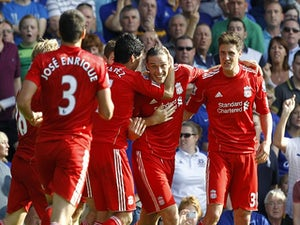 Result: Liverpool 2-1 Everton
