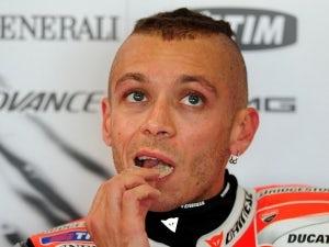 Rossi to leave Ducati