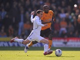 Leon Britton and Sylvan Ebanks-Blake