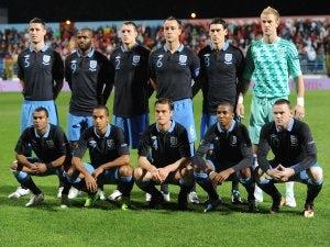 England slip in rankings