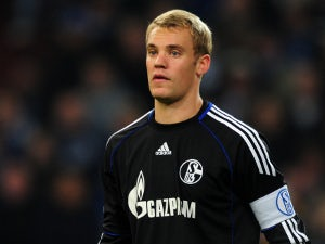 Neuer out of Germany squad