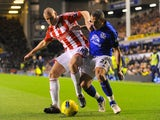 Leon Osman and Andy Wilkinson