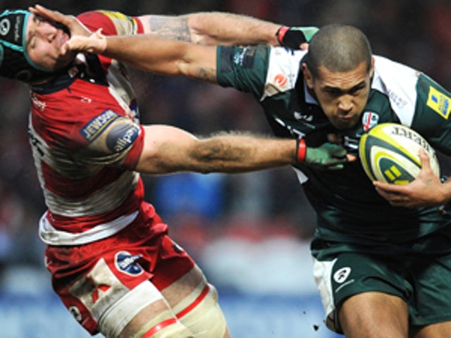 Result: Irish ease past Welsh