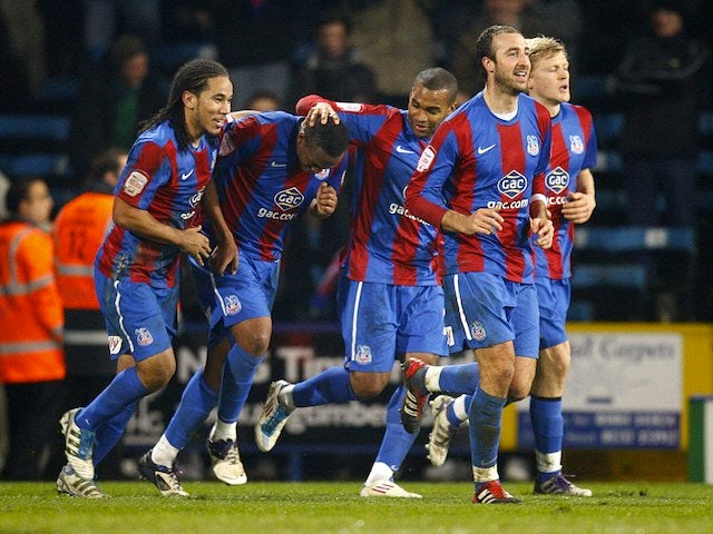 Result: Palace topple Leicester