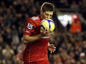 Result: Liverpool 3-0 FC Gomel
