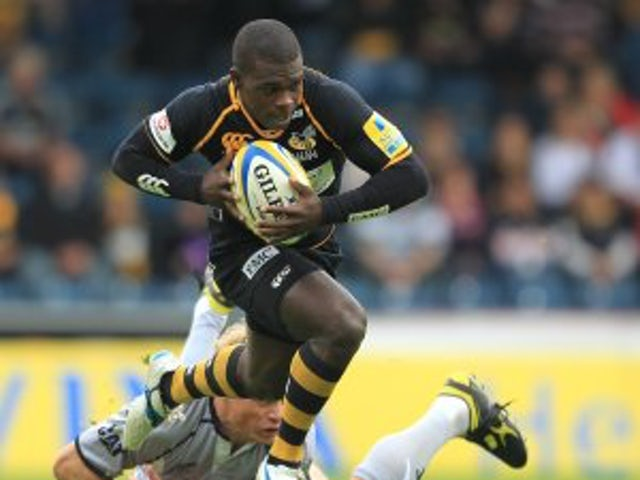 Result: Wasps go fourth with win