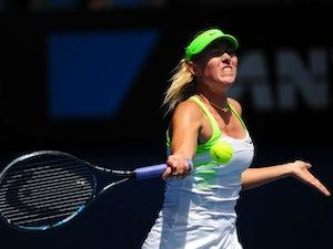 Sharapova out of Cincinnati through illness