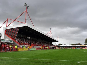 Result: Crawley hold Doncaster to draw