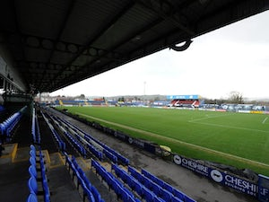 Macclesfield offer fans chance to play