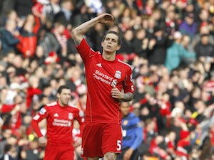 Rodgers has Agger in his plans