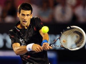 Result: Djokovic beats Haas in thriller