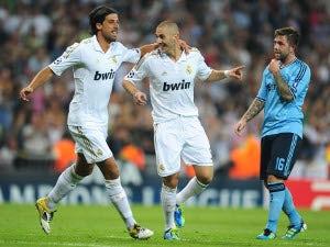 Result: APOEL 0-3 Madrid