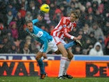 Peter Crouch and David Meyler