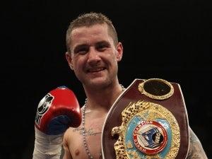 Burns to defend title against Beltran