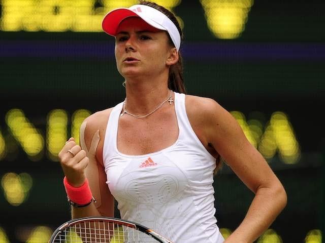 Result: Hantuchova stuns Kvitova in Madrid