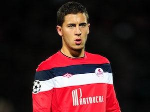 Hazard snubs Arsenal