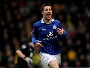 Half-Time Report: Nugent lob puts Leicester in front