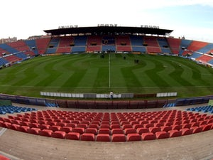 Result: Levante 1-0 Villarreal