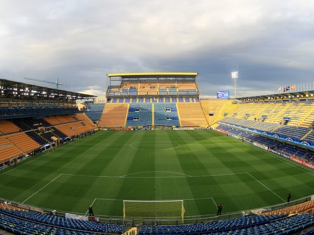 Result: Villarreal move back into second