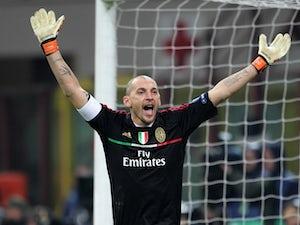 Abbiati plays down Galliani insults