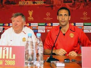 Ferdinand undecided on future