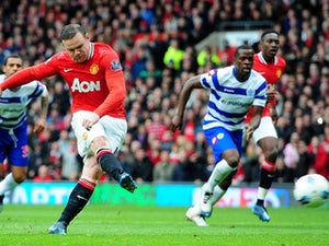 Result: Man United 2-0 QPR