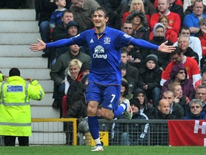 Jelavic returns to Everton squad