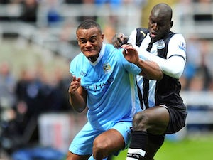 Kompany receives fitness boost