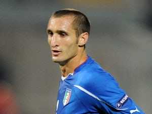 Chiellini pleased with Italy performance