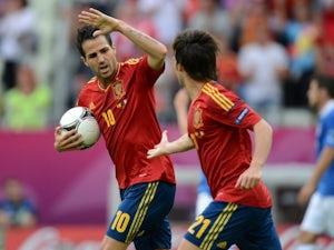 Fabregas 'unhappy' with Barca role
