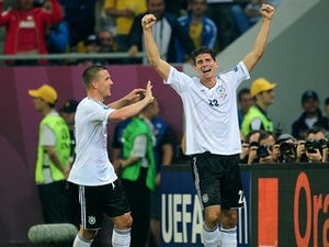 Half-Time Report: Netherlands 0-2 Germany