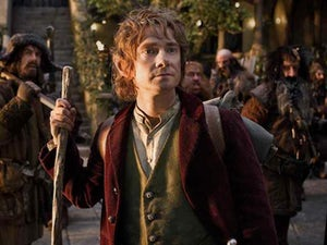 Live: 'The Hobbit' panel at Comic-Con