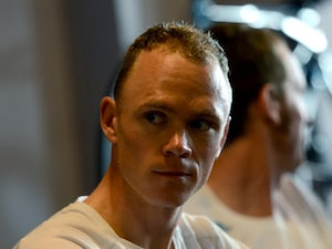 Froome suffers puncture at start of Tour
