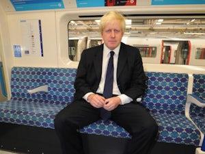 Boris Johnson praises Olympic spirit