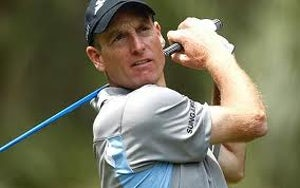 Result: Furyk leads going into final round