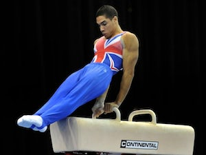 Result: Team GB win silver and bronze in pommel horse