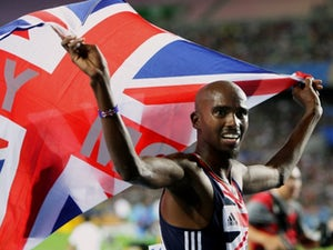 Farah pleased with 10,000m gold
